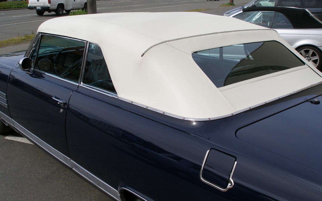 1964 Buick Wildcat hand made top