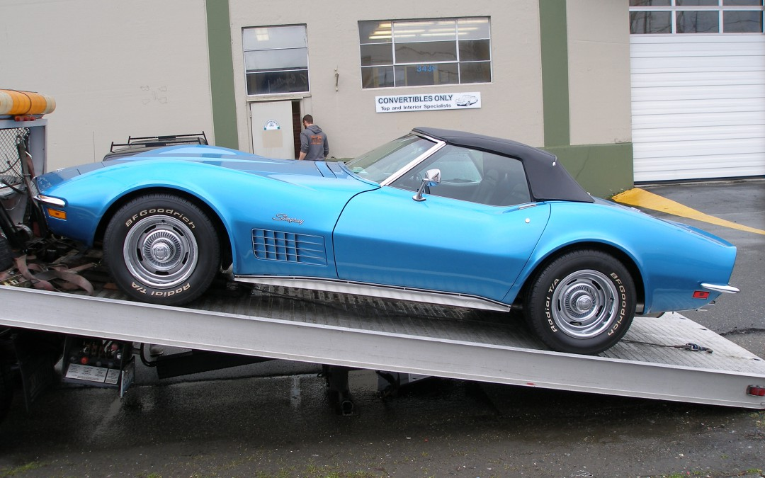 1970 Corvette Stingray