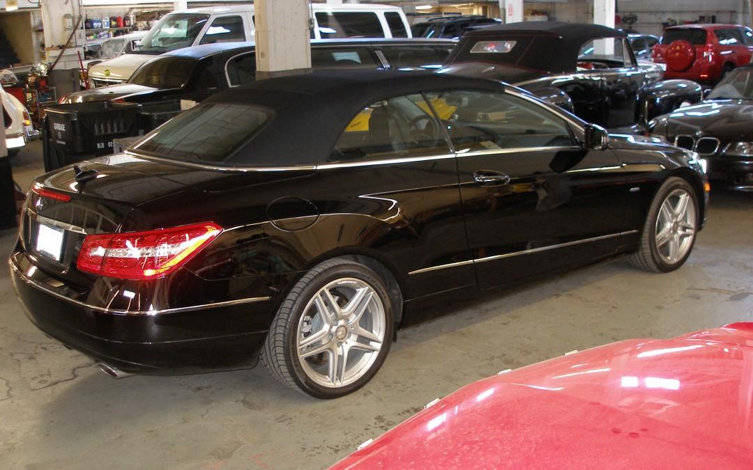 2012 Mercedes 350E