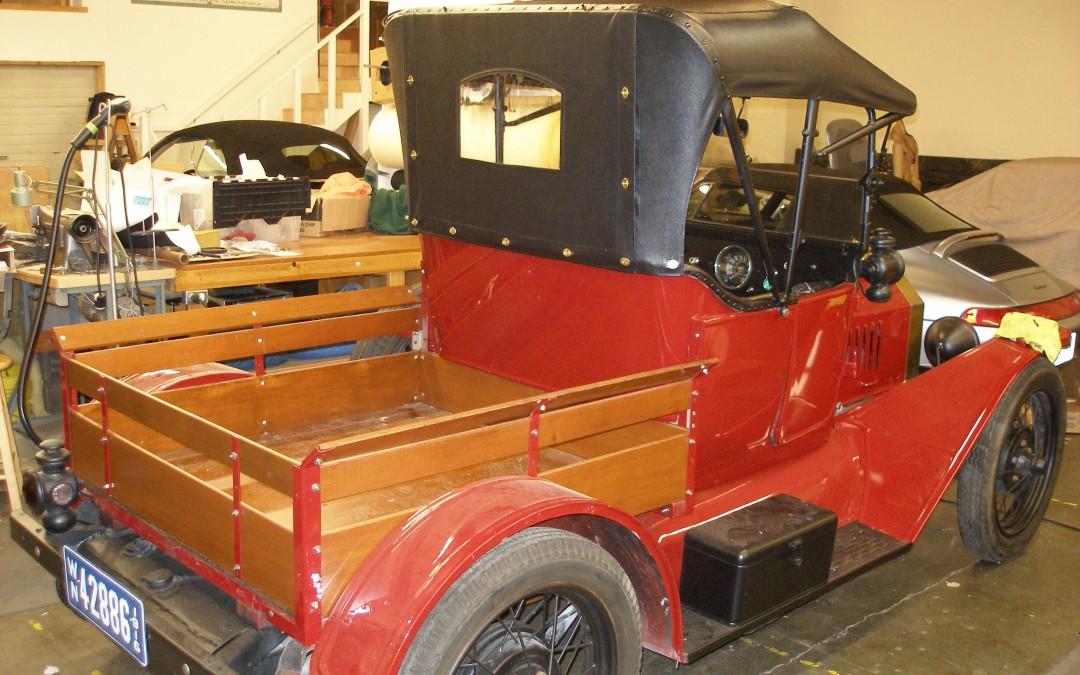 1915 Model T