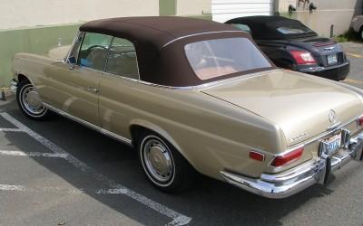 1969 Mercedes 280SE