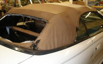 1997 Mustang- Before