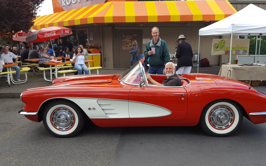 BEST 60'S- Dennis Somerville- 1960 Corvette