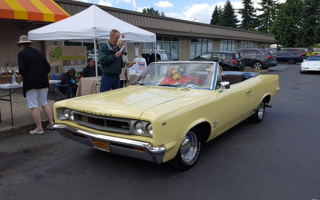 BEST ACCESSORIES- Steve Olsen- 1967 AMC Rebel SST