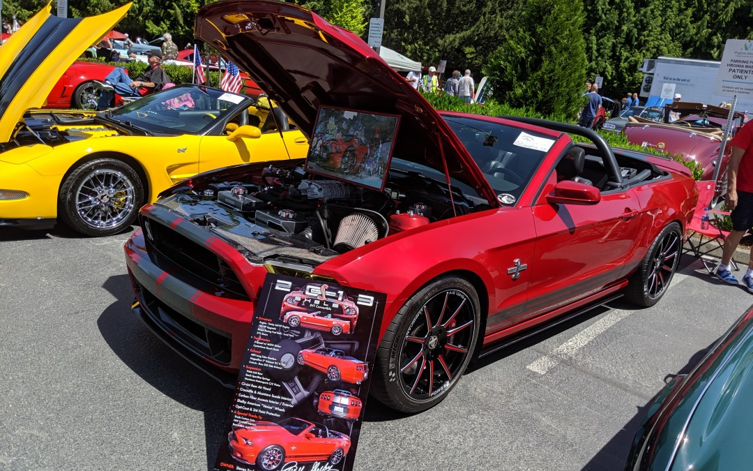 BEST FORD- STEVE SEELY0 2013 FORD MUSTANG GT 500