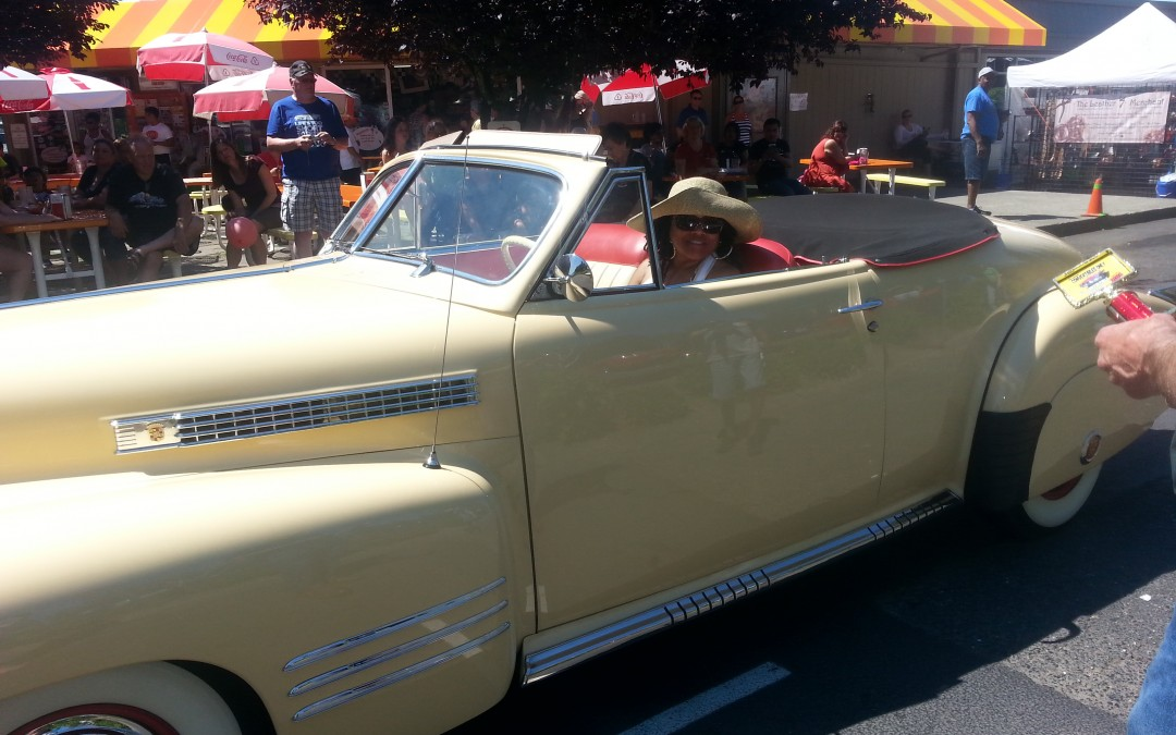 Best 40's- 1941 Cadillac 60 Series- Valerie Pipkin