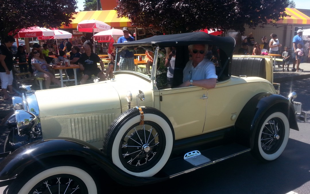 Best Pre 30's- 1929 Ford Model A- Bill Clinkenbeard
