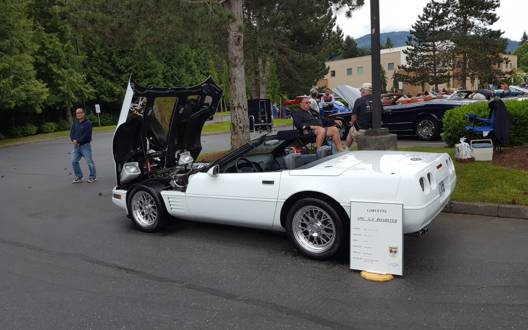 BEST ENGINE- John Kamm's 1994 Chevy Corvette Roadster